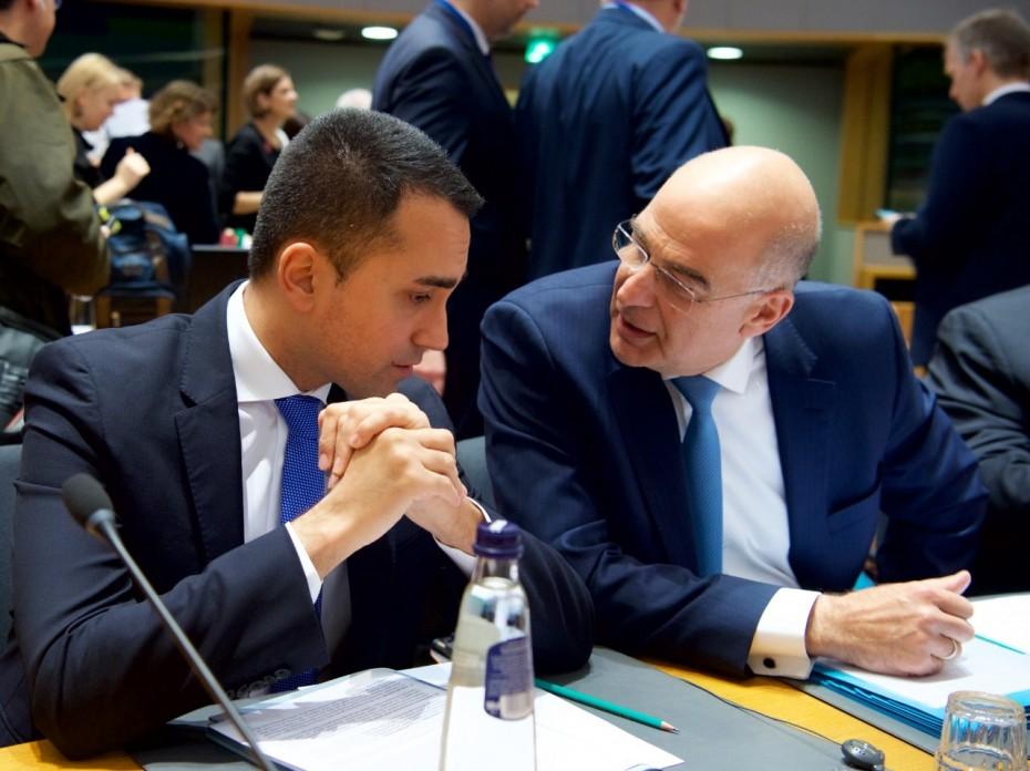 Στην ΕΕ πηγαίνει η Ελλάδα το θέμα των τουρκικών προκλήσεων