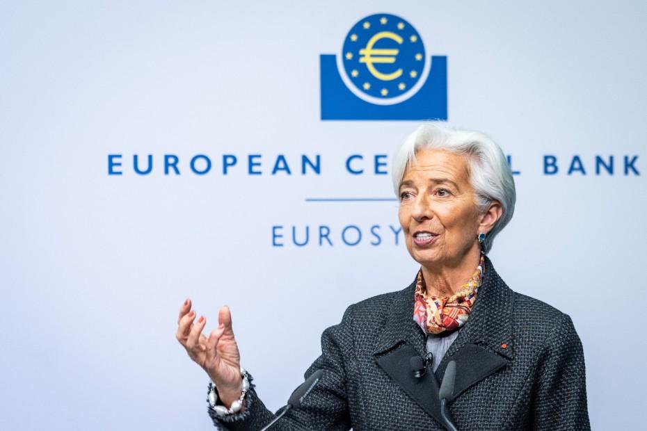 ΕΚΤ: Σταθερά τα επιτόκια - Στη Λαγκάρντ οι προβολείς