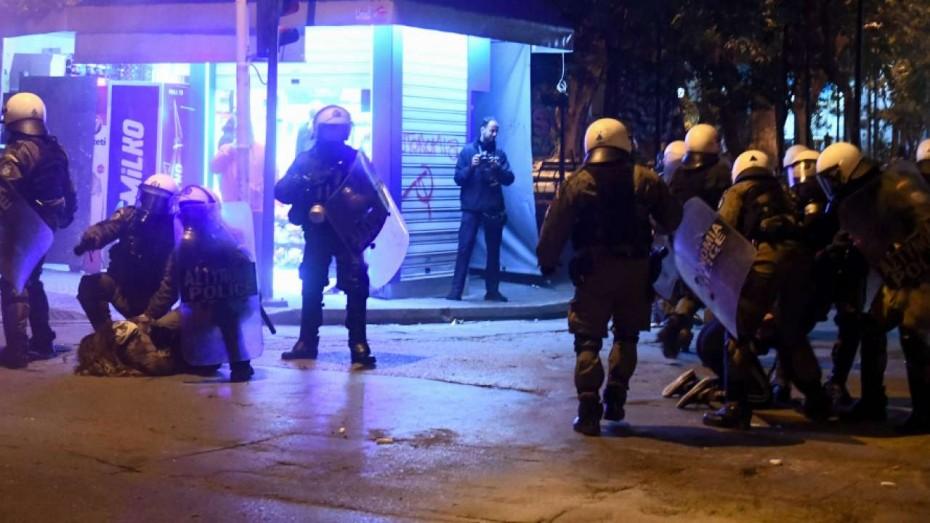 Ελεύθεροι οι συλληφθέντες για τα επεισόδια στην επέτειο Γρηγορόπουλου
