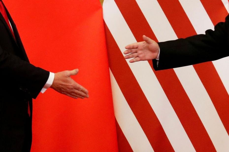 Habemus εμπορική συμφωνία μεταξύ ΗΠΑ - Κίνας