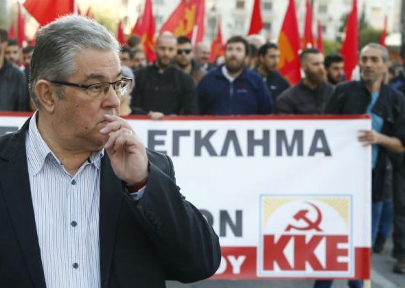 Πυρά ΚΚΕ κατά της κυβέρνησης για τον περιορισμό των πορειών
