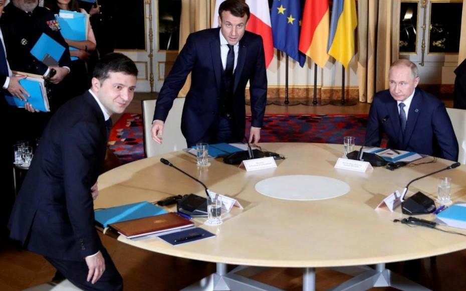 Ο Πούτιν προειδοποίησε για νέα Σρεμπρένιτσα στην ανατολική Ουκρανία