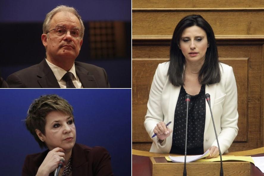 Ο Τασούλας ζήτησε εξηγήσεις από το ΣΥΡΙΖΑ για τα σχόλια της Κασιμάτη