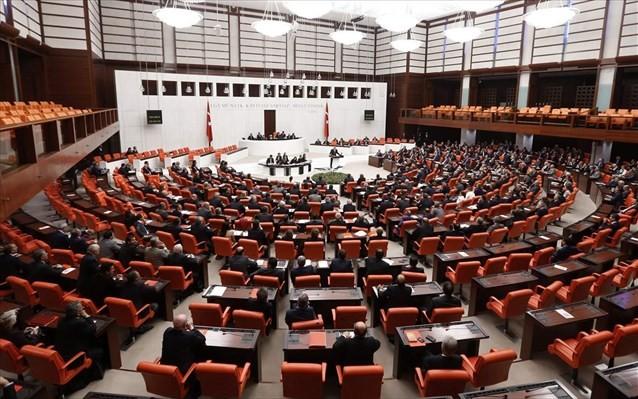 Πέρασε από την τουρκική Βουλή η συμφωνία της Άγκυρας με τη Λιβύη