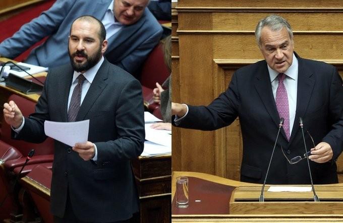 «Μάχη» Βορίδη-Τζανακόπουλου για ελληνοτουρκικά και αστυνομική βία