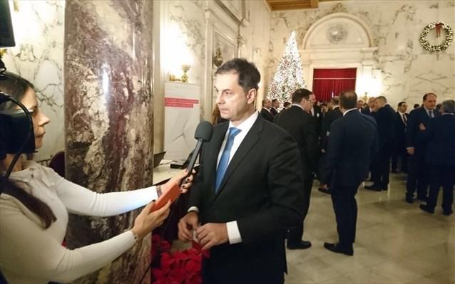 Θεοχάρης από τις ΗΠΑ: Η Ελλάδα γυρίζει σελίδα
