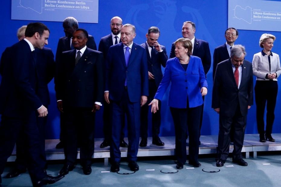 «Ανοιχτό» το βέτο σε συμφωνία για το λιβυκό