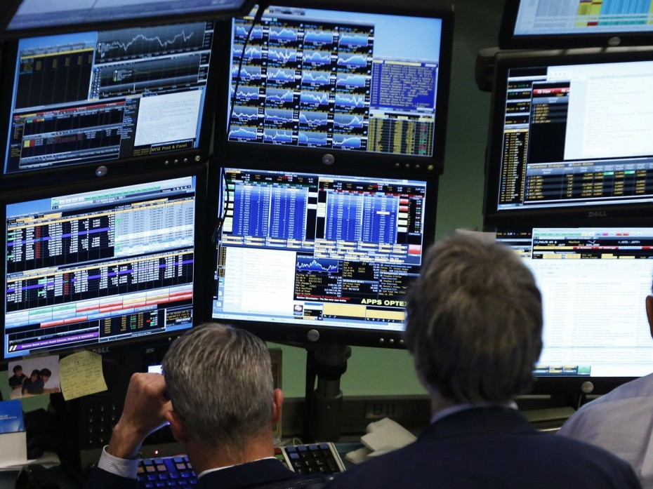 Στη δίνη του κοροναϊού και οι ευρωαγορές