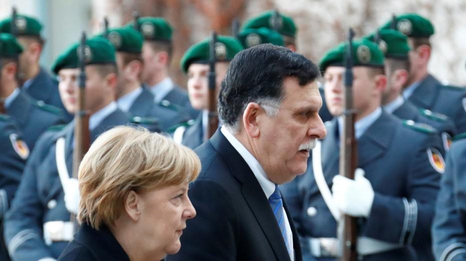 Στο Βερολίνο η διάσκεψη κορυφής για τη Λιβύη την Κυριακή
