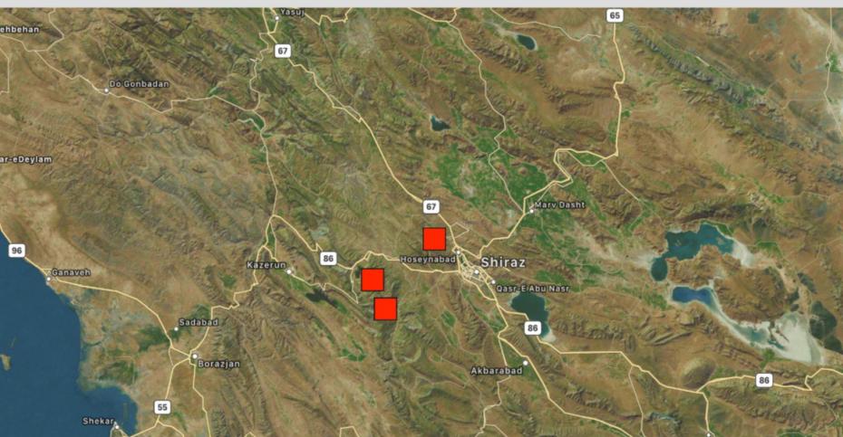 Σεισμός 5,4 Ρίχτερ στο Ιράν - Χωρίς αναφορές για θύματα μέχρι στιγμής