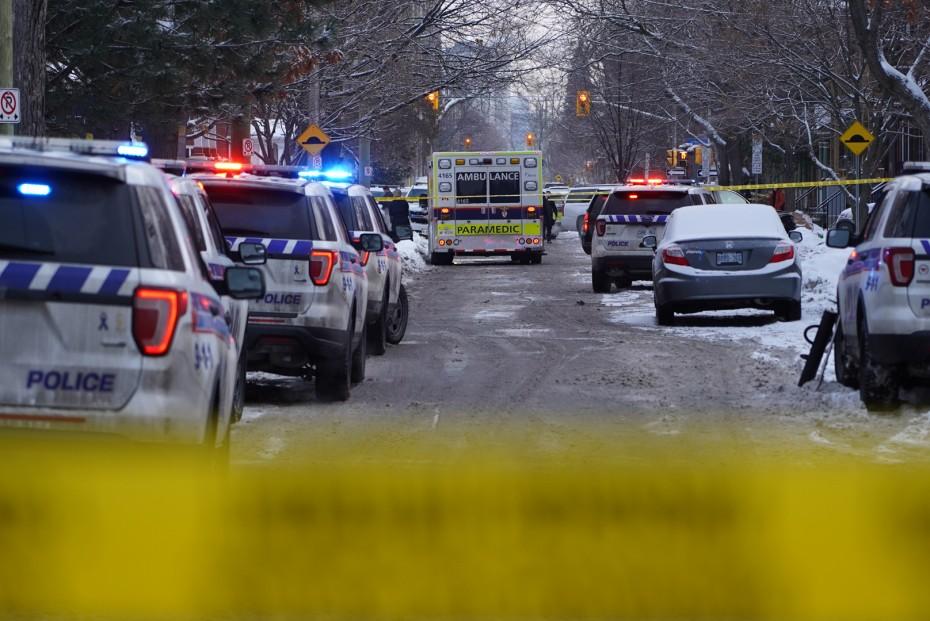 Ένας νεκρός και 3 τραυματίες από τους πυροβολισμούς στην Οτάβα του Καναδά