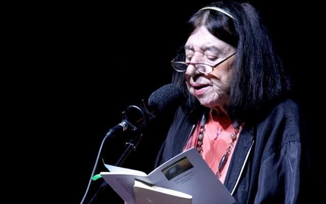 Πέθανε η ποιήτρια Κατερίνα Αγγελάκη - Ρουκ