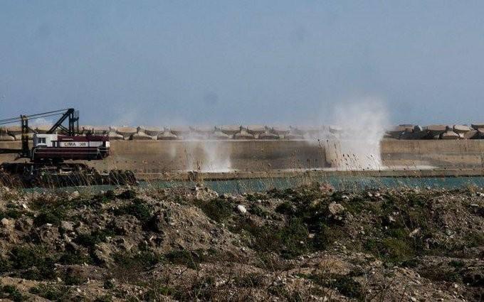 Τεράστιες ζημιές στη δυτική Λέσβο από την κακοκαιρία «Ηφαιστίων»