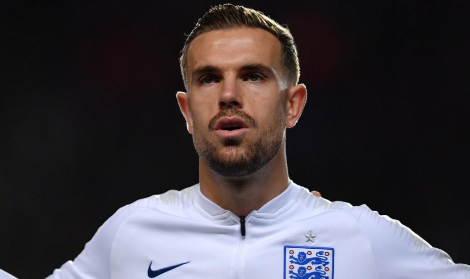 Κορυφαίος ποδοσφαιριστής της Αγγλίας ο Χέντερσον της Λίβερπουλ