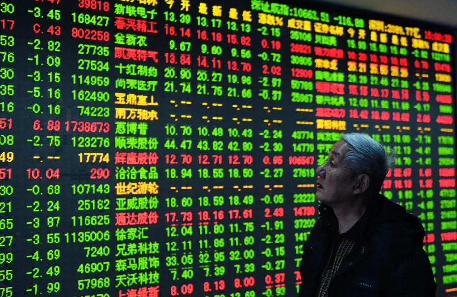 Πάνω η Ασία, σταθερά τα επιτόκια στην Κίνα