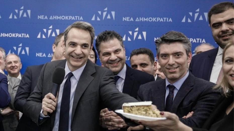 Συνεχώς ξεπερνάμε τις προσδοκίες, τόνισε ο Μητσοτάκης στη ΝΔ