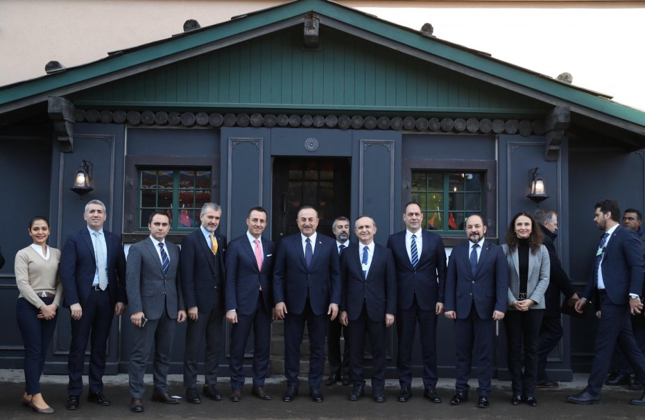 Και πάλι ο Τσαβούσογλου: Η Ελλάδα δεν έχει καμία θέση στη Λιβύη