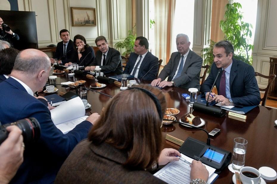 Οι αποφάσεις του σημερινού υπουργικού συμβουλίου