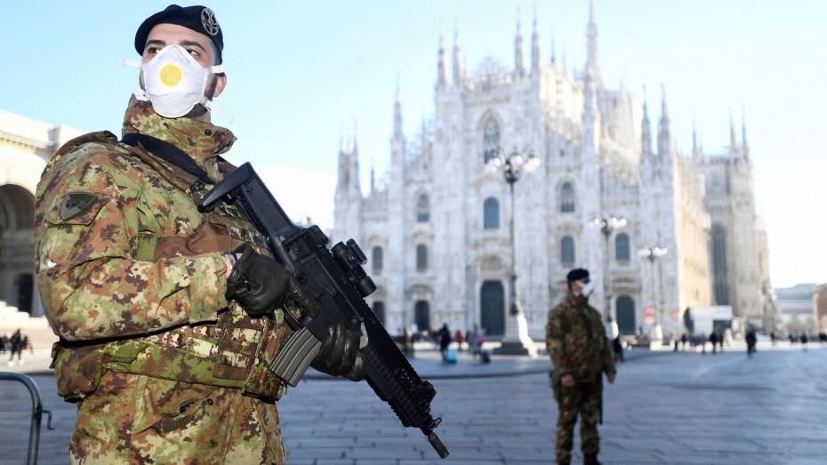 Στους 6 οι νεκροί από τον κοροναϊό στην Ιταλία