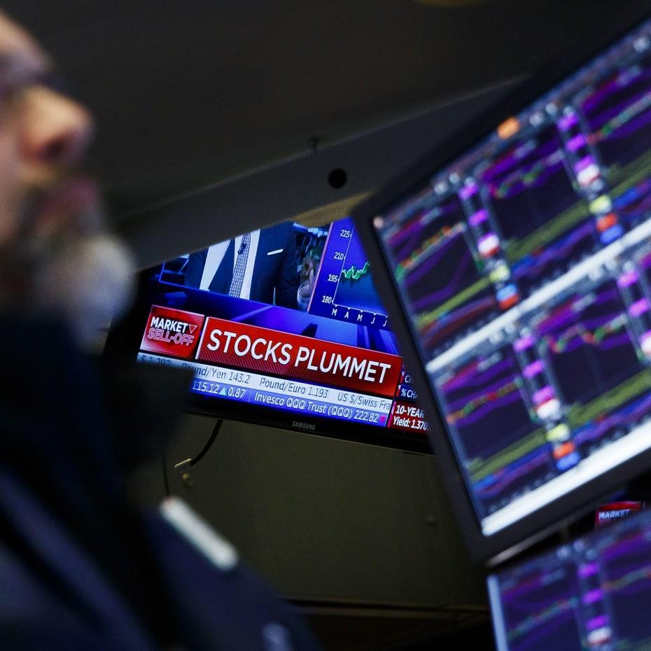 Και πάλι κάτω οι ευρωαγορές την Τρίτη λόγω του κοροναϊού