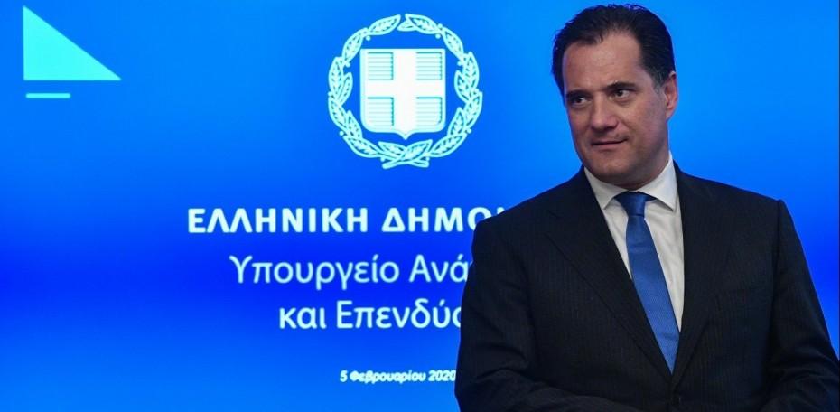 Καθησυχαστικός ο Γεωργιάδης για τις επιπτώσεις του κοροναϊού στην ελληνική οικονομία