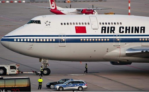 Η Air China ακυρώνει ελληνικές πτήσεις λόγω του κοροναϊού