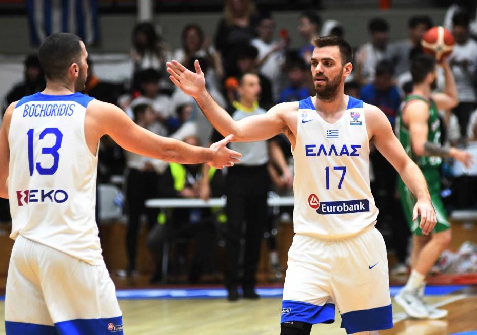Με νίκη ξεκίνησε η Εθνική Ελλάδας τα προκριματικά του Eurobasket 2021