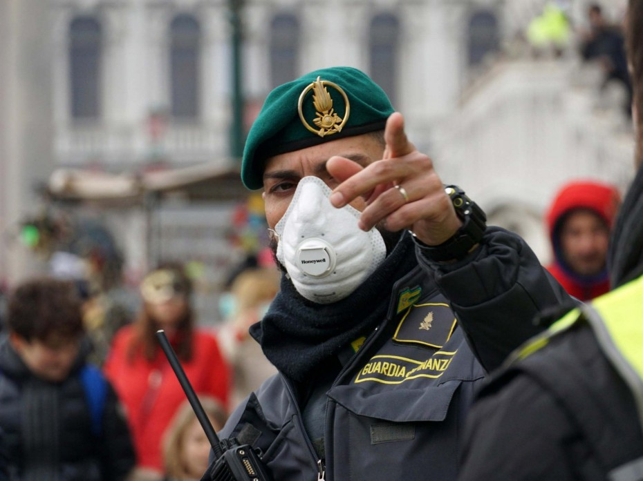 Αυξάνεται συνεχώς ο αριθμός των θυμάτων του κοροναϊού στην Ιταλία
