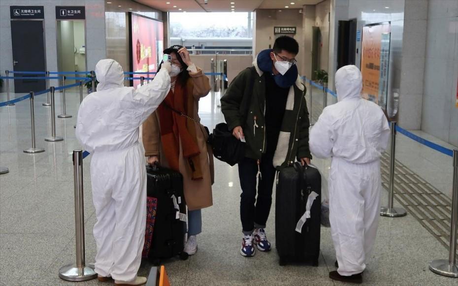 «Καλπάζει» ο κοροναϊός στην Κίνα - Δραματική αύξηση νεκρών και κρουσμάτων σε ένα μόλις 24ωρο