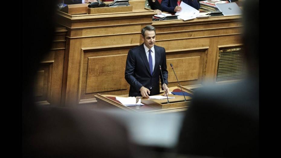 Κ. Μητσοτάκης: Δεν μπορεί να υπάρξει ισχυρή χώρα δίχως ισχυρές επιχειρήσεις