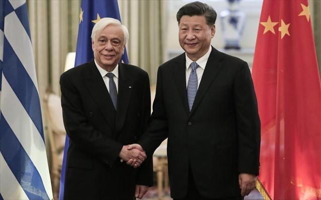 Στήριξη Παυλόπουλου στον Κινέζο πρόεδρο για τα θύματα του κοροναϊού