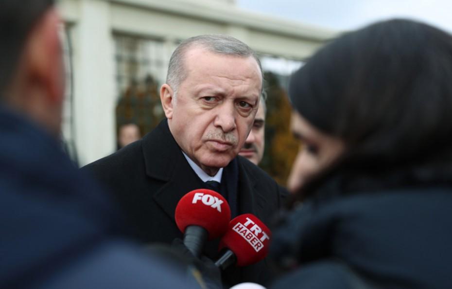 Η Τουρκία ανοίγει τα σύνορα για τους πρόσφυγες στην Ευρώπη