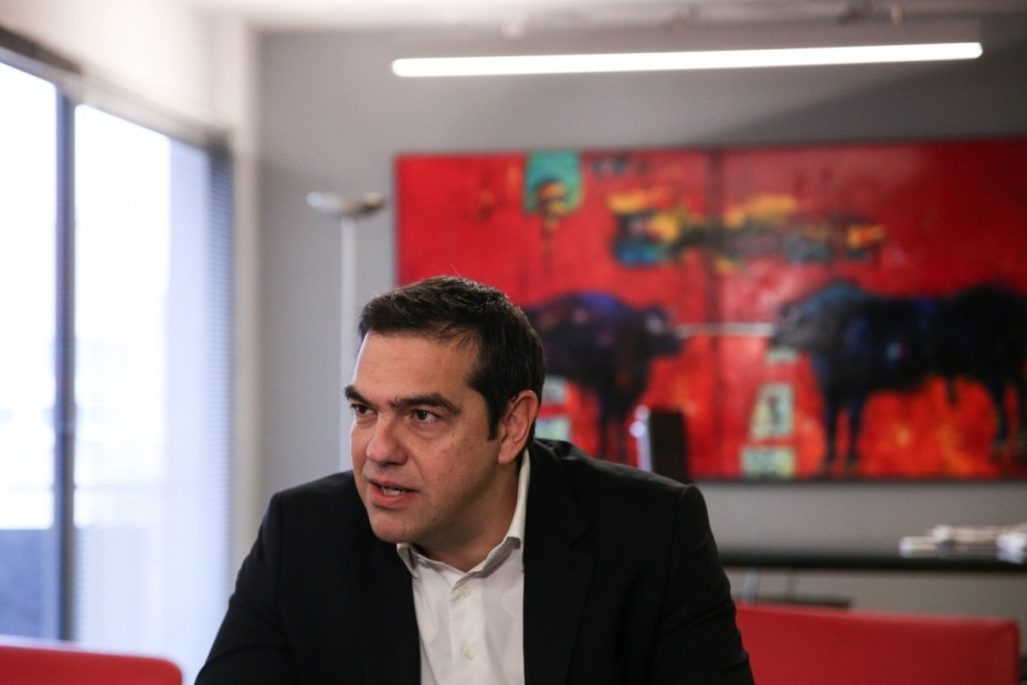 Οι επενδύσεις στο επίκεντρο της συνάντησης Τσίπρα με τον πρόεδρο της ΕΤΕπ