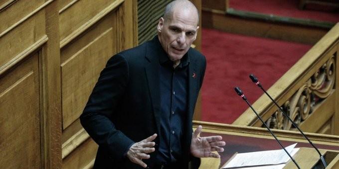 Ο Βαρουφάκης κατέθεσε τις ηχογραφημένες συνομιλίες του Eurogroup