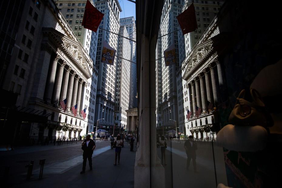 «Έπεσε» από την... κορυφή η Wall Street