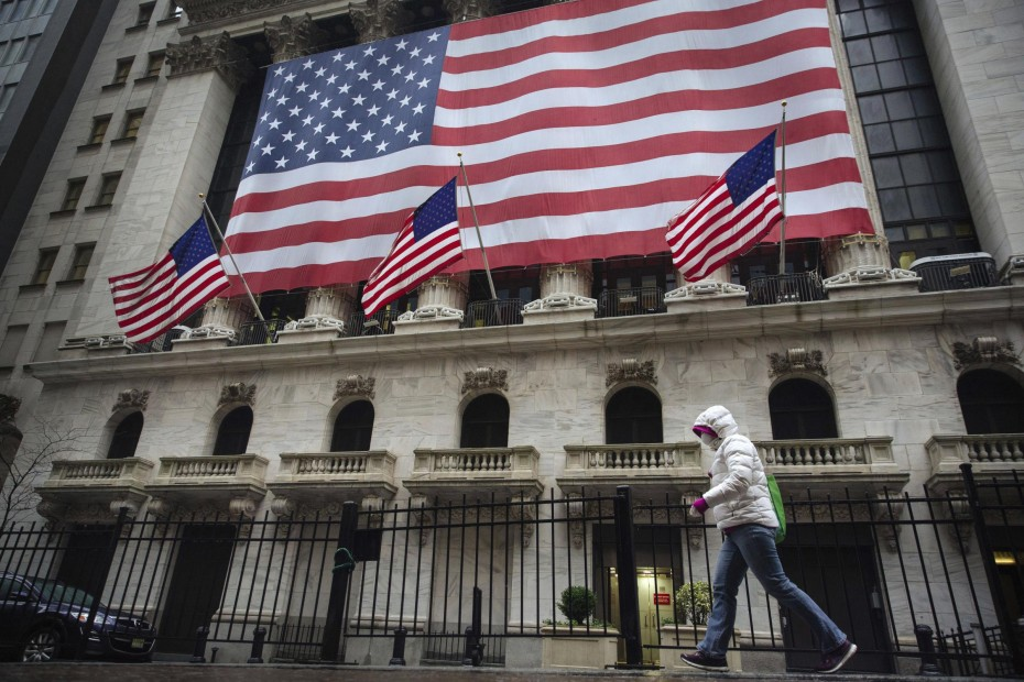 Άνοδος στη Wall Street παρά τα μάκρο για την ανεργία