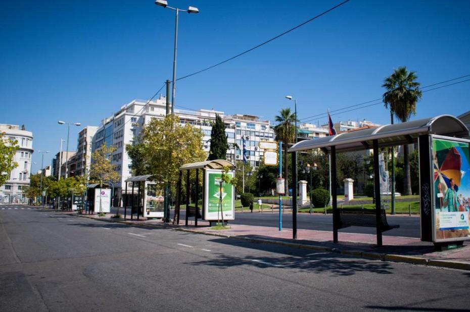 Κοροναϊός: Κατεβασμένα τα ρολά μέχρι... νεωτέρας στα εμπορικά καταστήματα