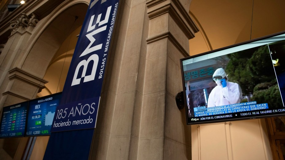 Άνοδος στις ευρωαγορές την Τρίτη, λόγω Ισπανίας