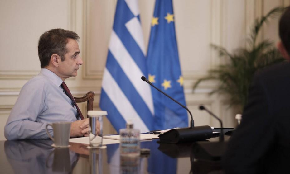 Τη Δευτέρα τα οικονομικά μέτρα της κυβέρνησης για τον κοροναϊό μέσα στον Απρίλιο