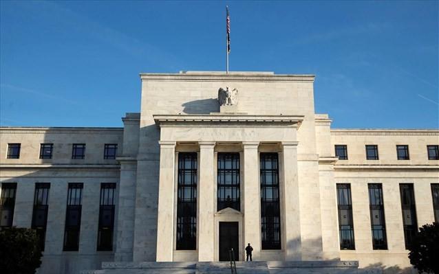 H Fed ρίχνει 2,3 τρισ. δολάρια στην οικονομία των ΗΠΑ για τον κοροναϊό