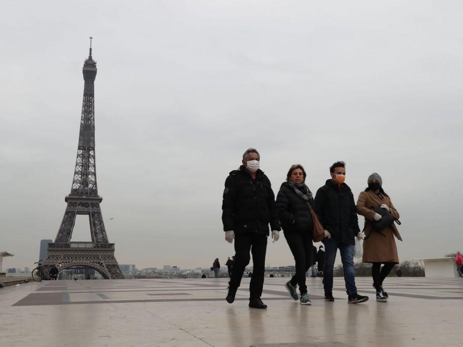 Πάνω από 12.000 οι νεκροί από τον κοροναϊό στη Γαλλία