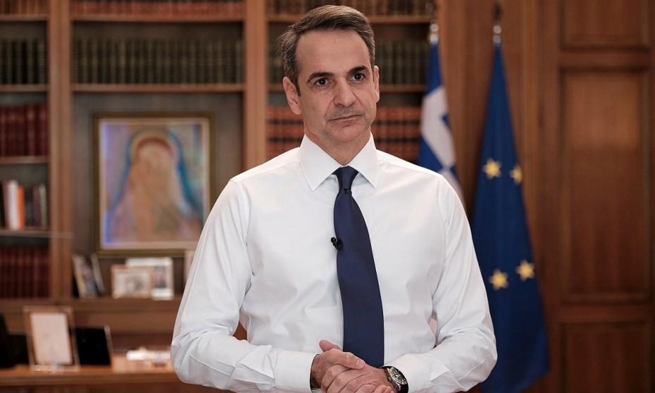 Κ. Μητσoτάκης: «Μένουμε σπίτι, ο πόλεμος δεν κερδήθηκε ακόμη»