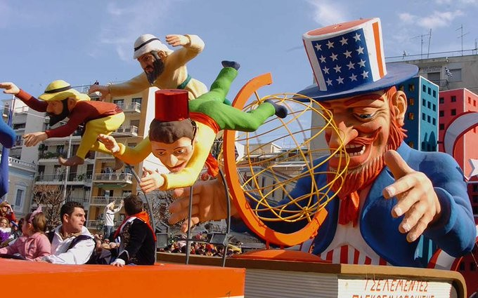 Ζημιά 8 εκατ. ευρώ από τη ματαίωση του καρναβαλιού στην Πάτρα