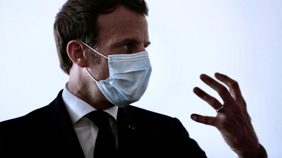 Ο Μακρόν δίνει 8 δισ. ευρώ για τη γαλλική αυτοκινητοβιομηχανία