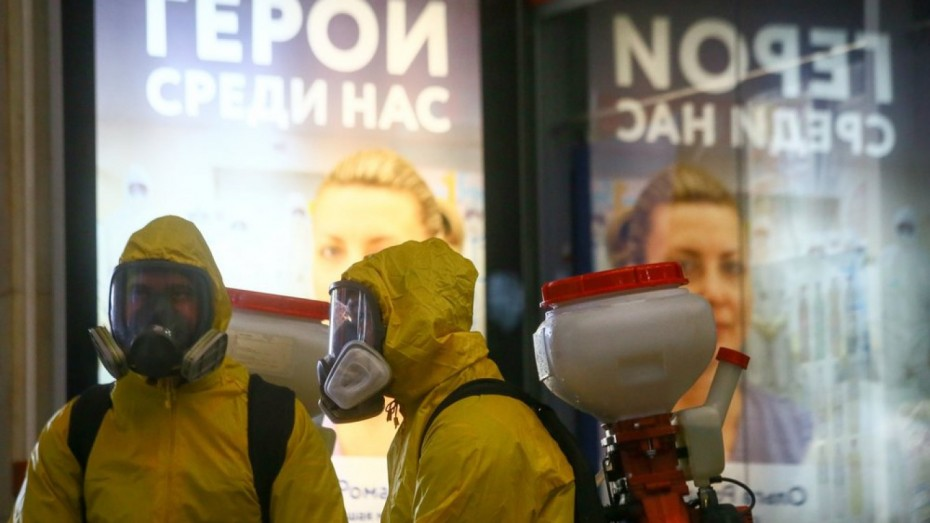 Ξεπέρασαν τα 400.000 τα κρούσματα του κοροναϊού στη Ρωσία