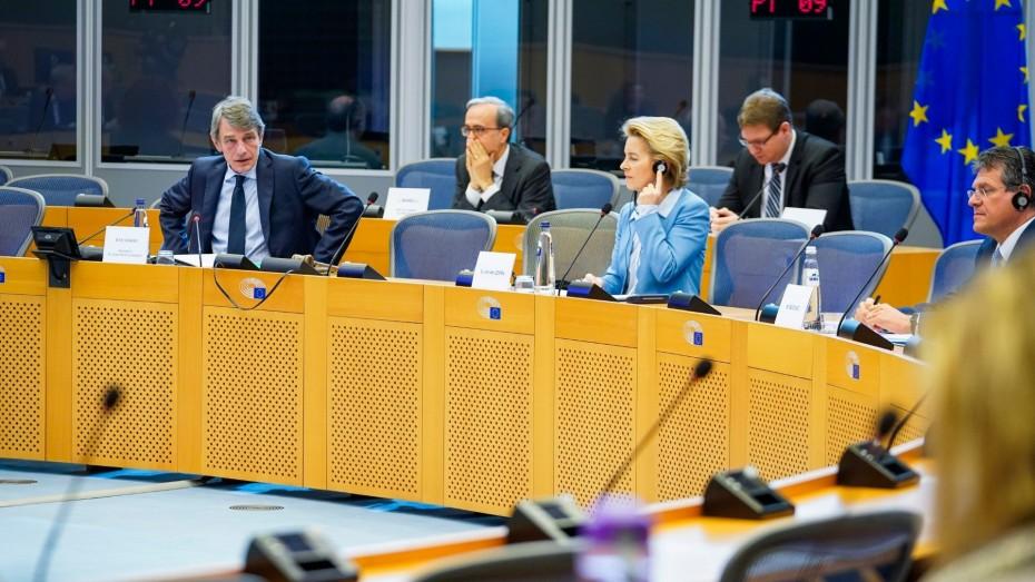 Μήνυμα Σασόλι για επίδειξη θάρρους από τους ηγέτες της ΕΕ απέναντι στον κοροναϊό