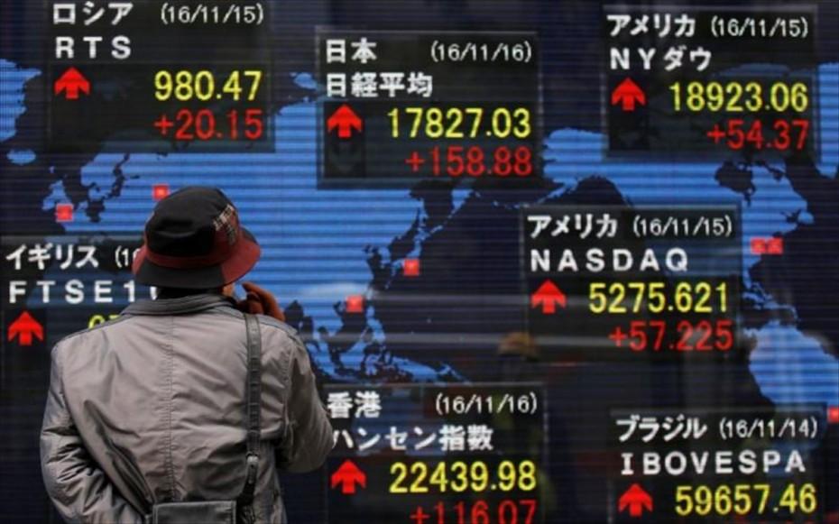 Δίχως κατεύθυνση η Ασία με το βλέμμα στον πληθωρισμό της Κίνας