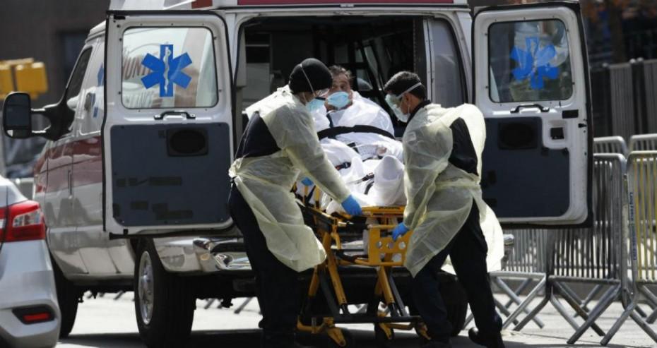 ΗΠΑ: 55.000 κρούσματα κορονοϊού σε 24 ώρες