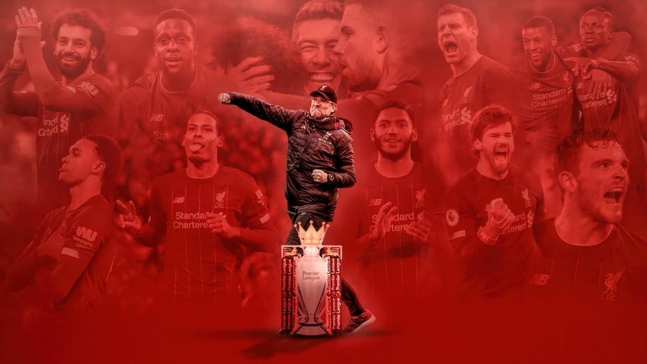 Στις 22 Ιουλίου η απονομή του τίτλου της Premier League στη Λίβερπουλ