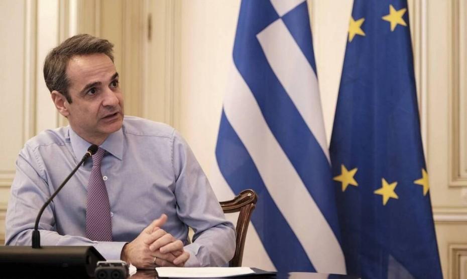 Κ. Μητσοτάκης: Χρειαζόμαστε «φιλόδοξη» συμφωνία στις 18 Ιουλίου